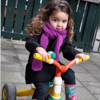 meisje-fietsje