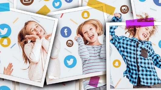 Mediaopvoeding: je kind op social media