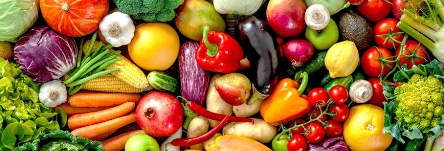 groente gezond aan tafel