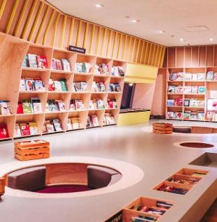 Bibliotheek Forum Groningen
